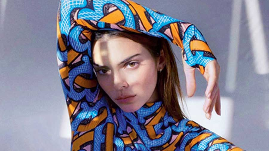 A CGI version – something that some VTubers also use — of Kendall Jenner became a part of Burberry's campaign.