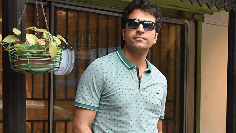 Abir Chatterjee.