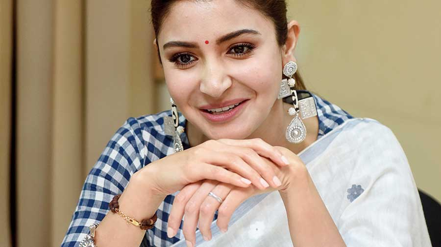 Anushka Sharma will pull off AND's Love Muse.