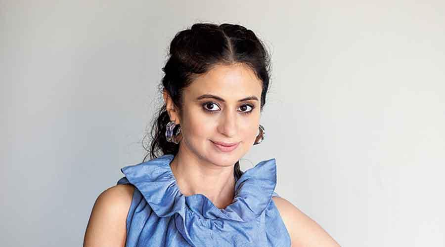 Rasika as Meera Kapoor in Season 2 of Out of Love, streaming on Disney+Hotstar