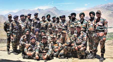LAC: Centre veils India-China talks