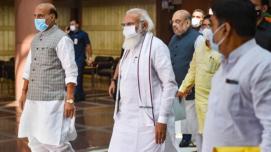 Stalemate: Parliament deadlock