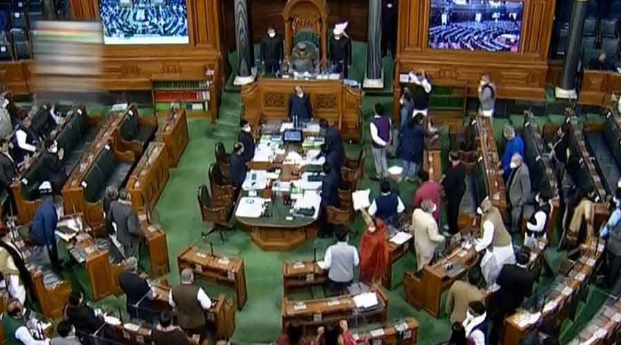 Lok Sabha was adjourned sine die on Wednesday, bringing an end to the stormy Monsoon session which was scheduled to conclude on August 13.