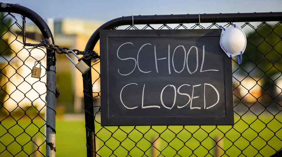 The high cost of school closure: Mental health  issues, regression