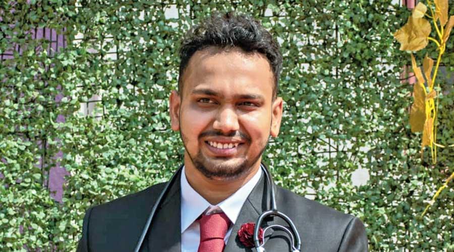 Sk Mubarak Hossain