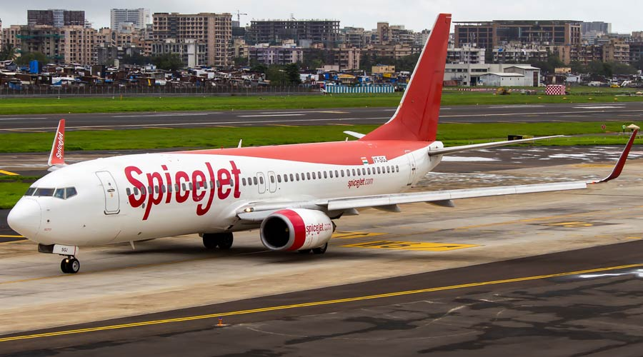 SpiceJet expected to finalise compensation deal with Boeing next month