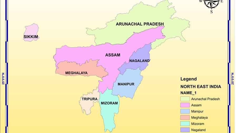 The boundary between Assam and Mizoram turned into a festering hotbed of violence since July 26, when six policemen from Assam were killed at a disputed site. Over the next fortnight, the incident steamrolled into retaliatory moves, with trucks headed for Mizoram along National Highway 306 being attacked in Assam and the landlocked Mizos staring at an acute shortage of essential commodities, including medicines.
