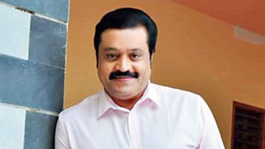 Suresh Gopi