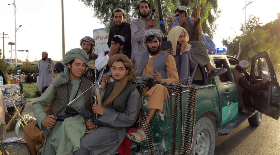 The Taliban swept across the country last month, seizing control of almost all key towns and cities in the backdrop of withdrawal of the US forces that began on May 1.