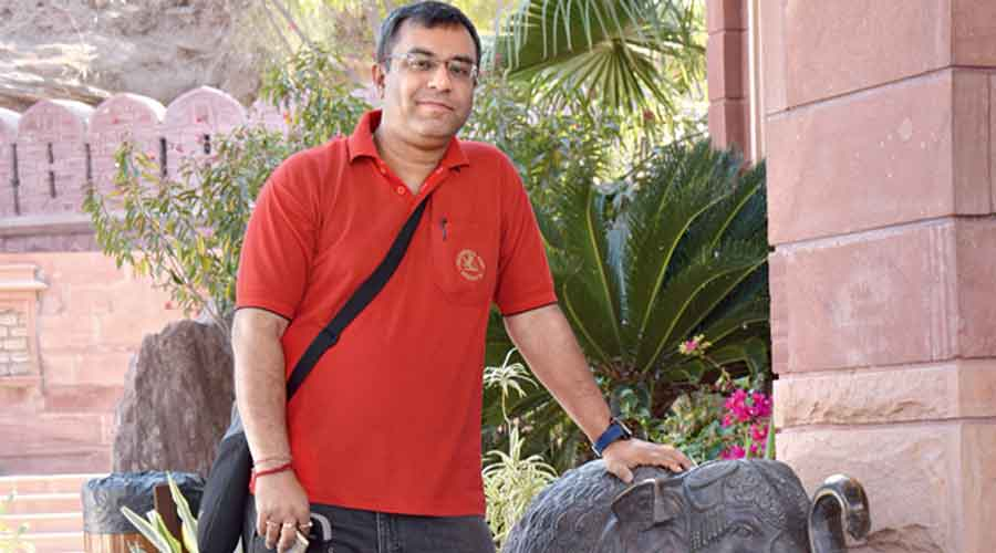 Anirban Banerjee, regional business manager, Tanishq.