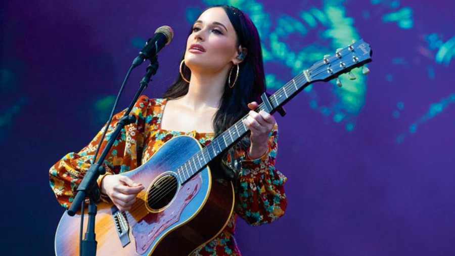 The 33-year-old's fifth studio album follows the Grammy-winning effort Golden Hour and close on the heels of a divorce, which she filed for last year