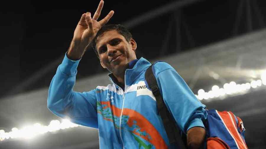 Tokyo Paralympics: Devendra Jhajharia grabs silver, Sundar Singh Gurjar  takes bronze in men's javelin throw - Telegraph India