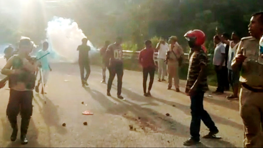 Six Assam Police personnel were killed and over 50 people, including the Cachar SP, were injured in an inter-state border clash between the two northeastern neighbours on July 26.