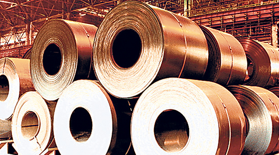 Rising steel prices are putting pressure on the user industries.