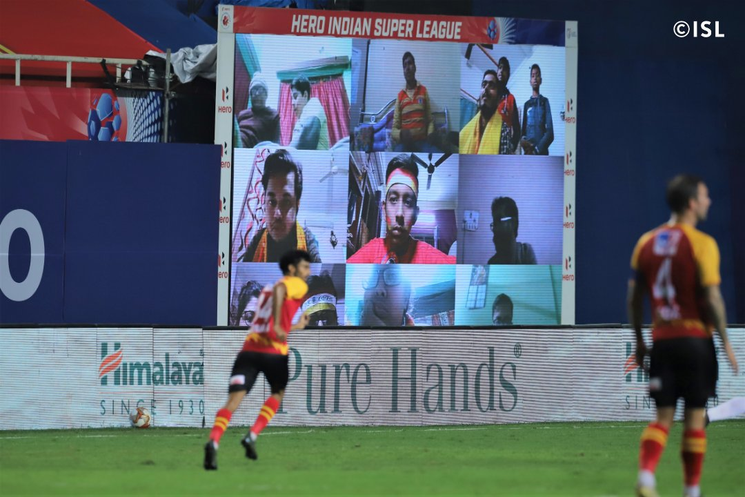 Bengaluru FC beat SC East Bengal 2-0