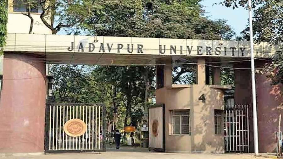 Jadavpur University.