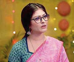 Rooqma in Khorkuto on Star Jalsha.