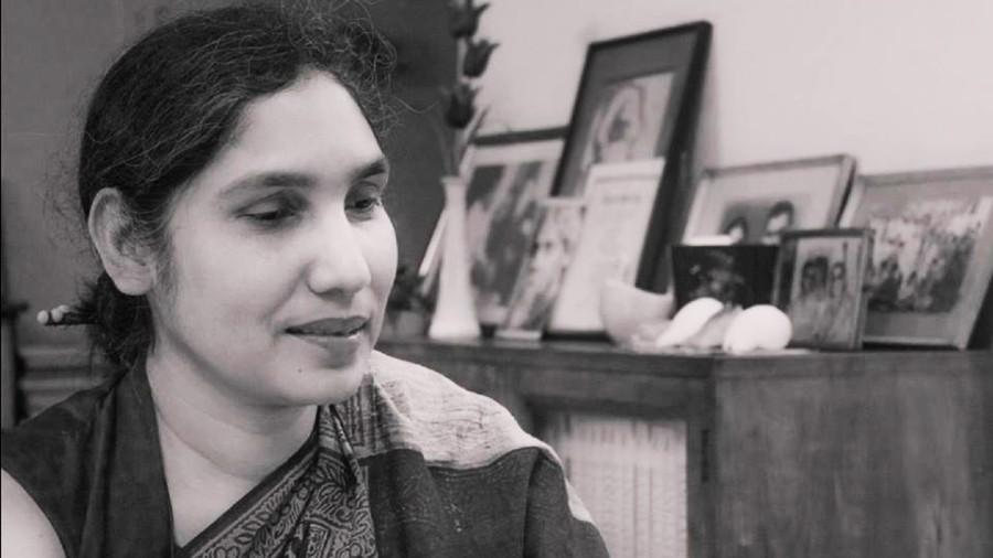 Bangladeshi writer Nishat Jahan Rana