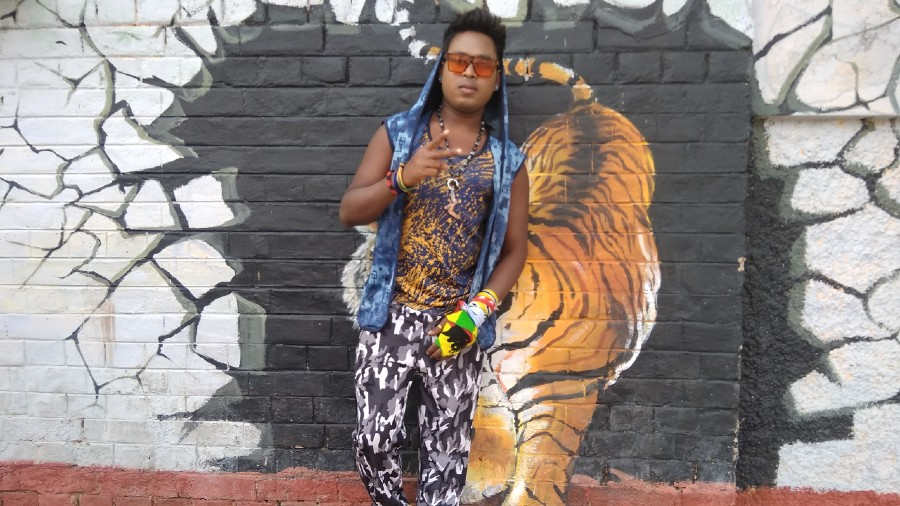 Duleshwar Tandi aka Rapper Dule Rocker