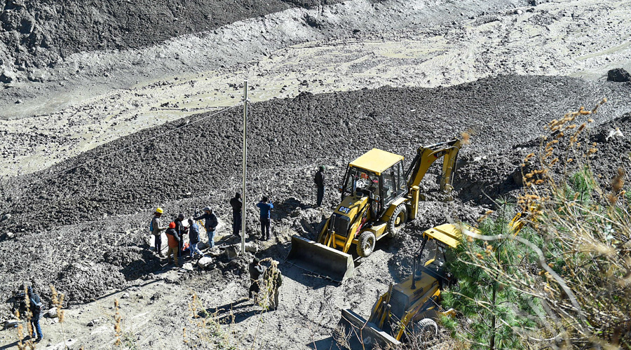 The number of bodies recovered from the intake Adit tunnel of Tapovan-Vishnugad hydel project where a massive search operation has been under way ever since the tragedy struck still stands at 13.