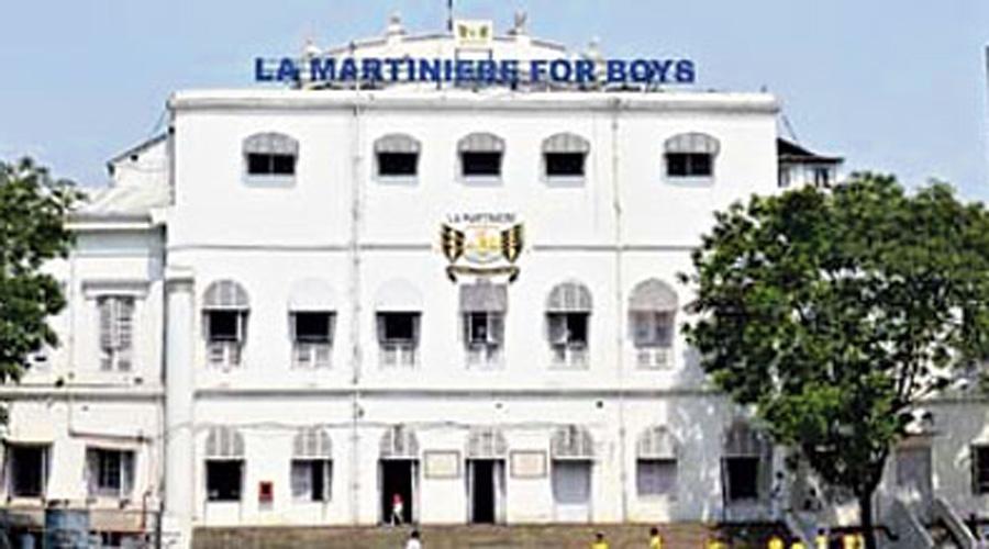La Martiniere for Boys.