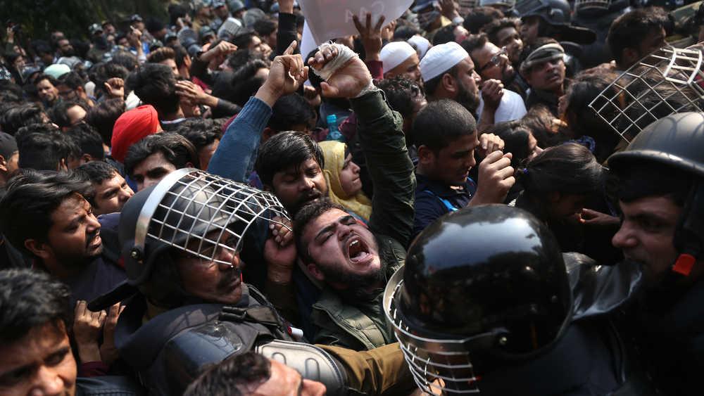 Steady fall: India slips on Democracy Index