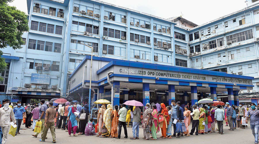 The state clinical establishment regulatory commission asked Sarada Seva Sadan to pay a patient Rs 50,000 as compensation and also return the entire bill amount barring the doctor's consultation fee and medicine charges.