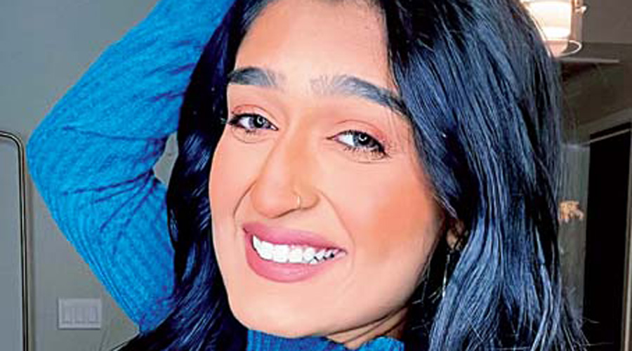 Niharina NM's reel about letting go of the person you love reached close to 15.4 million views and were shared by many.