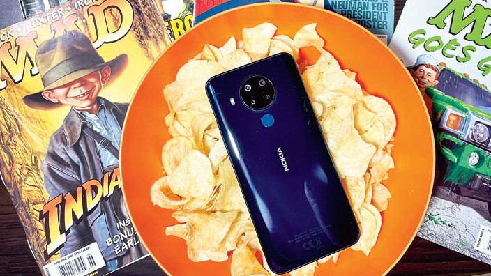 Nokia 5.4 is a sensibly-priced phone with some neat tricks in the camera department, plus it offers updates for a long time.