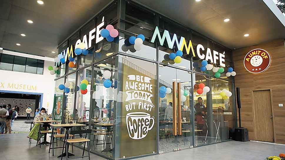 MWM Cafe at Mother's Wax Museum