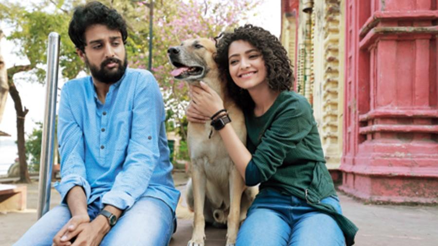 Soumya and Susmita in Prem Tame