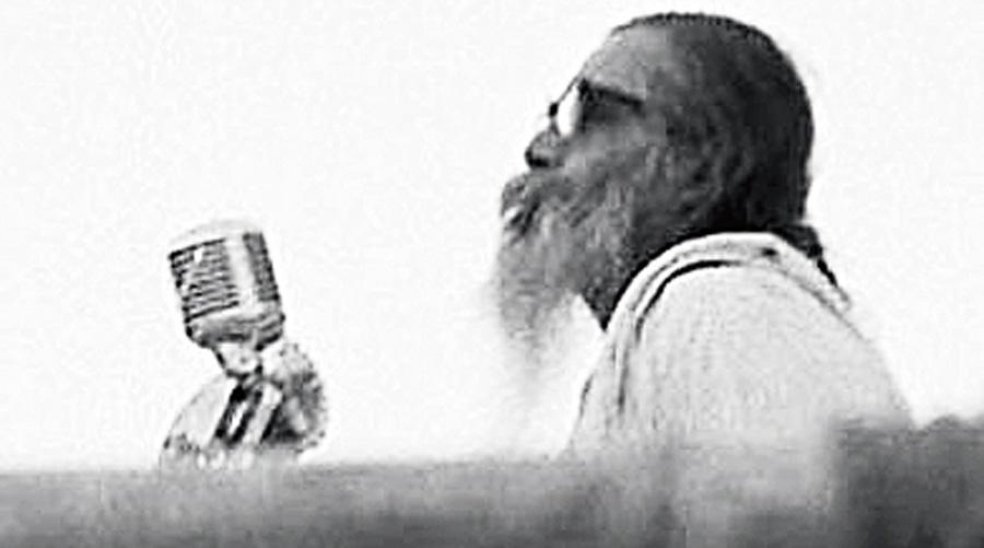 Golwalkar in Calcutta in 1972.