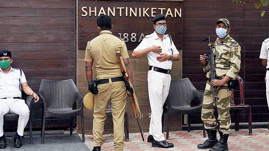 CBI at Abhishek's residence to probe Ruchira