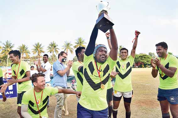 Bangalore Broncos, the winners