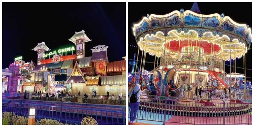 Scenes from Global Village