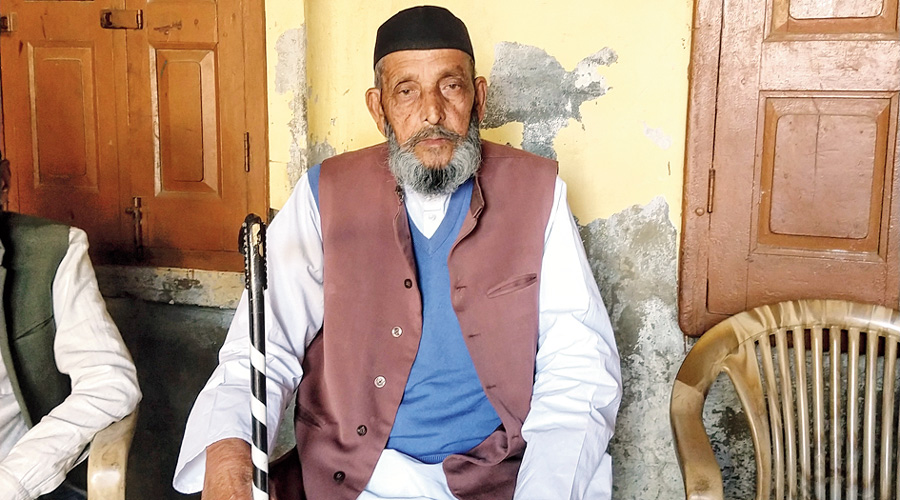 Ghulam Mohammad Jaula.
