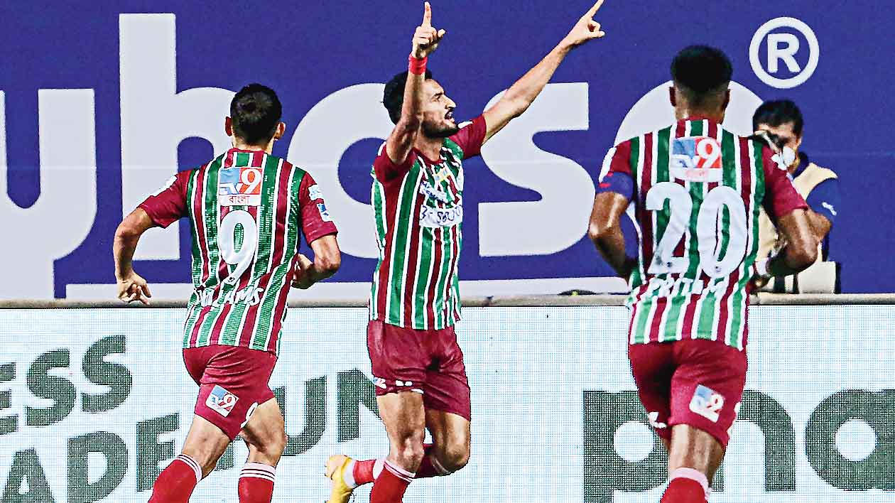 ATK Bagan could have secured the League Winners Shield and an AFC Champions League spot had they won the game