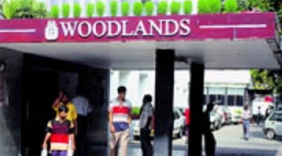 Woodlands Hospital