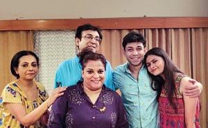 Sarnali Nag, Kheyali Dastidar, Arindam Ganguly, Duke, Srishty
