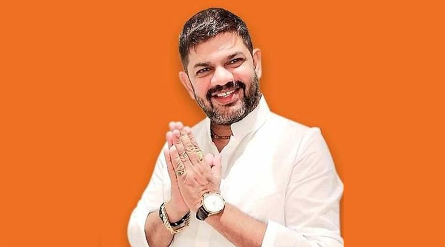 BJP leader Rakesh Singh