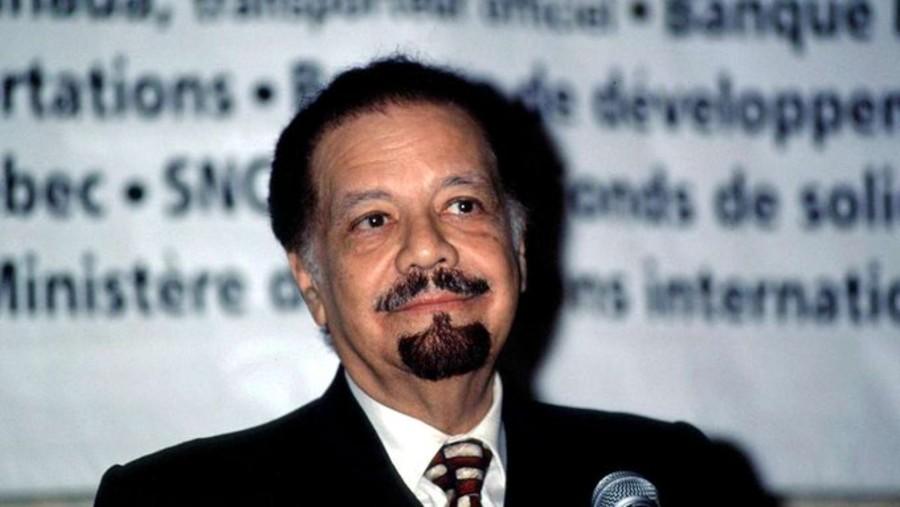Sheikh Zaki Yamani