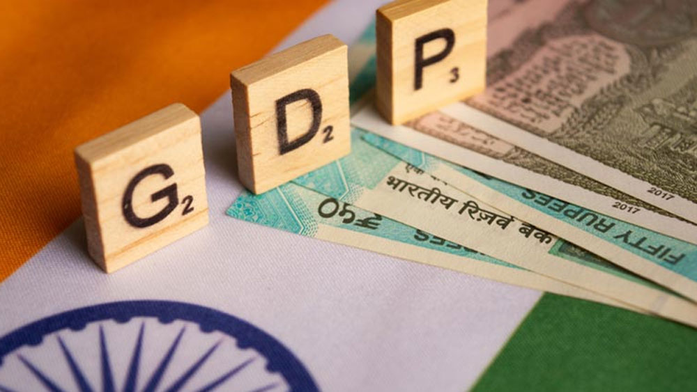 The government's first advanced estimate has projected a contraction of 7.7 per cent and a 4.2 per cent contraction in the nominal gross domestic product.
