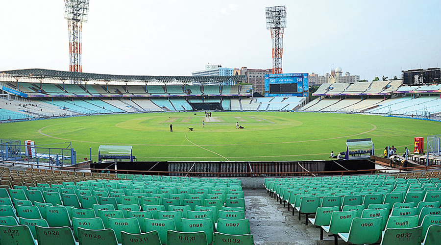 """eden garden""""The Board may think of shifting those matches to a place where Covid cases are fewer. In that case, Calcutta is better placed as the situation there is not at all as bad as that in the cities of Maharashtra. So a shift of venue cannot be ruled out completely,"""" said a BCCI source."""