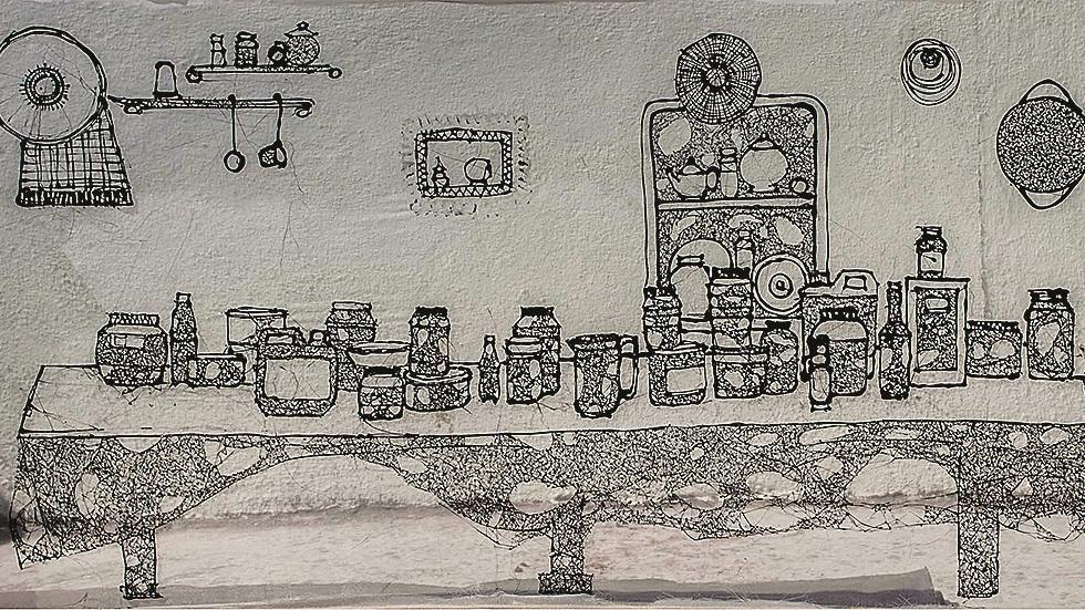 An artwork by Prashant Shashikant Patil.