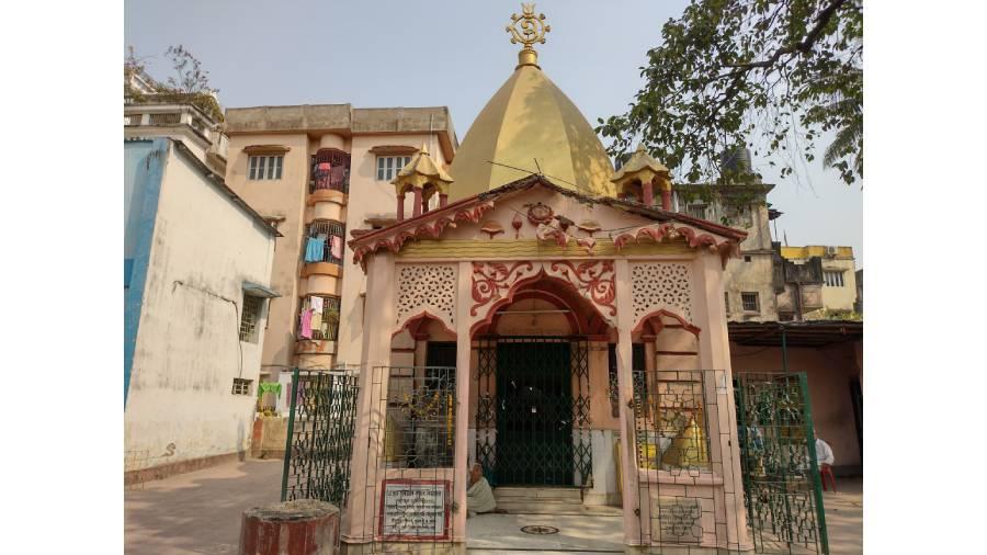 The Bagola Mandir in Dum Dum