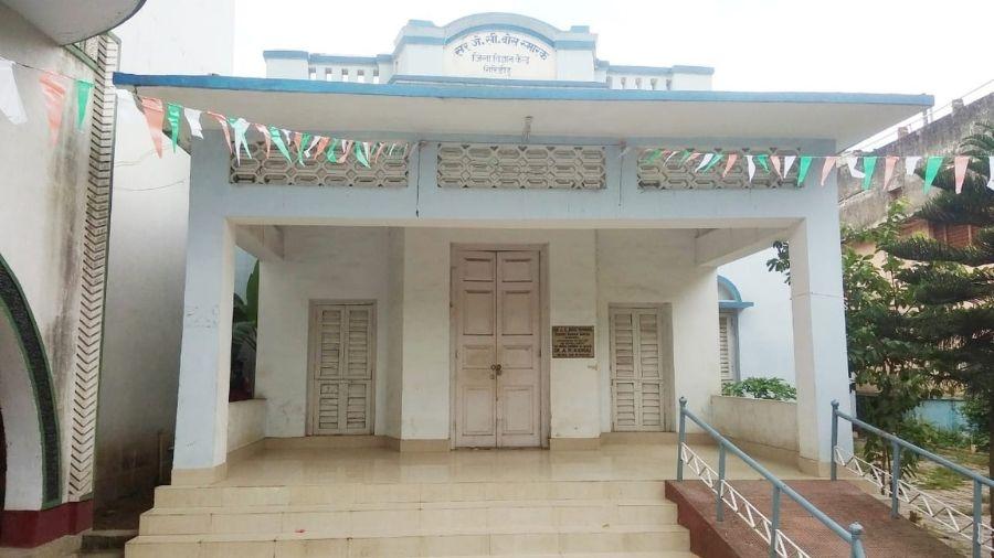Sir J C Bose Memorial and Centre.