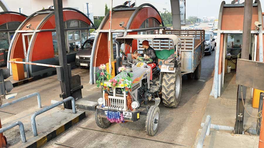 Since the inception of their protest, thousands of farmers have arrived on their tractors to different borders of Delhi, as part of the agitation.