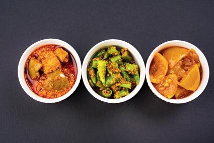 Desi Ferments: Pickles