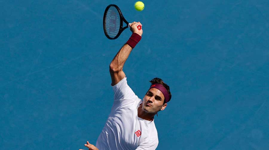 Federer is plotting a return in late February and the current men's calendar would suggest that the ATP 500 event in Rotterdam from March 1 could be the first stop in 2021 for the world number five.