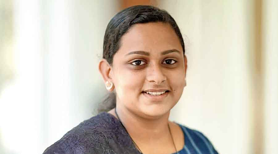 Reshma Mariam Roy,